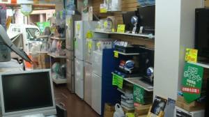 冷蔵庫やエアコンなど家電製品もアフターメンテナンス万全!