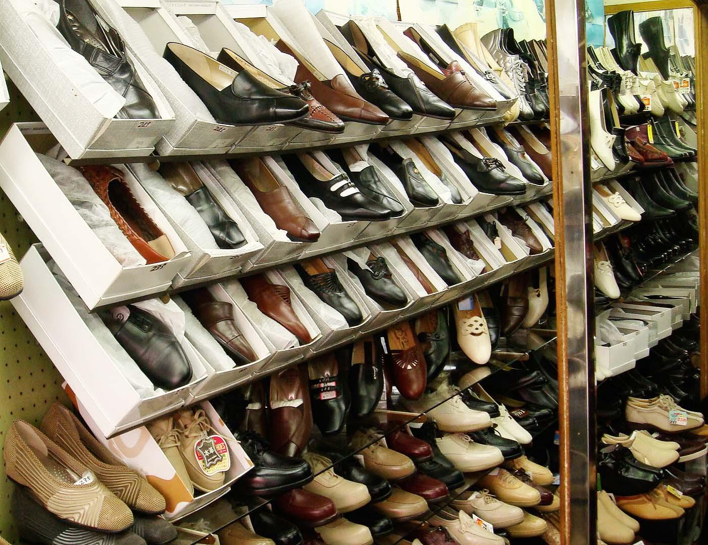 一人ひとりにあった靴を親身になって相談できると評判!
