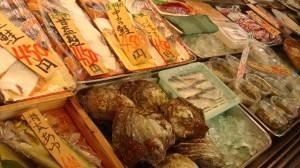 テレビの特集でもたびたびとりあげられる。築地から仕入れる鮮度の高い魚介類